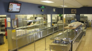 Cafeteria.